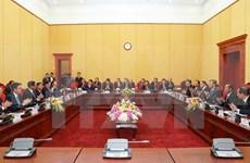 Unidades de seguridad de Vietnam, Laos y Camboya intensifican cooperación