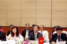 Visita de máximo dirigente partidista de Vietnam a Indonesia ofrecerá nuevo impulso a nexos comerciales