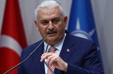 Primer ministro turco inicia visita oficial a Vietnam