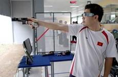 Vietnam obtiene medalla de oro en pistola rápida de 25 metros