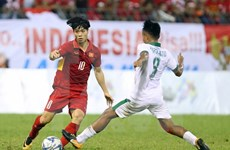 Selección vietnamita de fútbol continúa invicta en SEA Games 29