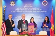 Estados Unidos asiste a Vietnam en construcción de laboratorio de referencia