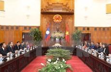 Vietnam y Laos por robustecer lazos en inspección partidista
