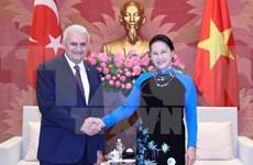 Vietnam atesora nexos con Turquía, afirma titular parlamentaria