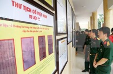 Abre sus puertas en Soc Trang exhibición sobre soberanía marítima de Vietnam