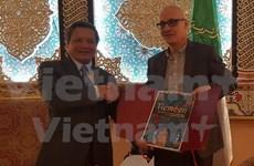 Vietnam busca robustecer vínculos comerciales con localidades argelinas