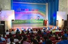 Foro de la Infancia de Vietnam se centra en protección de los menores ante violencia