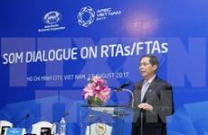 Economías de APEC fomentan conectividad económica regional
