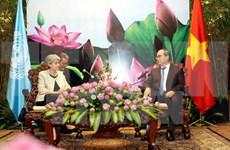 Ciudad Ho Chi Minh y UNESCO acuerdan intensificar cooperación multifacética