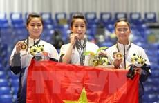 Vietnam alcanza meta de medallas de oro en SEA Games 29