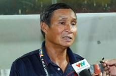 Nombran a Mai Duc Chung entrenador jefe de selección vietnamita de fútbol sub-22