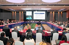 Comienza en Ciudad Ho Chi Minh tercera conferencia de altos funcionarios del APEC