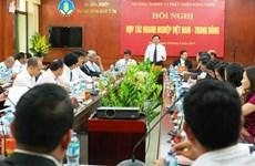 Vietnam busca medidas para promover exportaciones a Medio Oriente