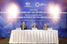 APEC SOM3 y reuniones relacionadas concluyen en Ciudad Ho Chi Minh