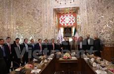 Vietnam e Irán robustecen cooperación legislativa