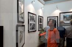Exposición fotográfica resalta nexos de amistad entre Vietnam, Laos y Camboya
