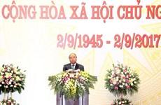 Premier de Vietnam ofrece banquete para conmemorar su Día Nacional