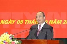 Premier vietnamita destaca importante papel de Academia Política Nacional Ho Chi Minh en capacitación de cuadros