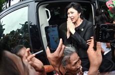 Tailandia confirma evasión de Yingluck Shinawatra