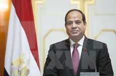 Inicia presidente de Egipto visita estatal a Vietnam