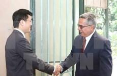 Vietnam y Cuba impulsan cooperación en proceso de desarrollo socioeconómico