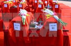 Vietnam y Camboya impulsan cooperación en repatriación de restos de combatientes internacionalistas