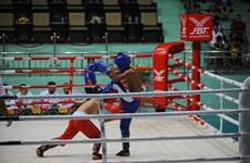 Registran nutrida participación en Campeonato Nacional de Kickboxing