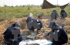 Impulsan repatriación de restos de soldados vietnamitas en Camboya