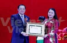 Uniones de Mujeres de Vietnam y Laos se esfuerzan por ampliar cooperación binacional