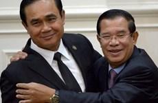 Camboya y Tailandia refuerzan lazos de cooperación