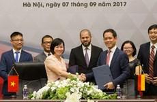 Vingroup y Siemens impulsan la cooperación tecnológica