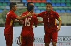 Vietnam derrota a Brunei en Campeonato sudesteasiático sub-18 de fútbol