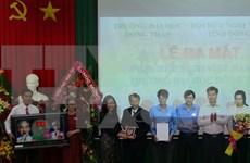 Celebración en Dong Thap marca aniversario de lazos Vietnam- Laos