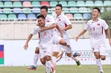 Vietnam consigue tercera victoria consecutiva en Campeonato regional de fútbol sub-18