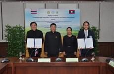 Tailandia y Laos cooperan para controlar contaminación