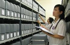 Archivos nacionales de Vietnam y Japón firman acuerdo de cooperación