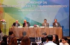 Economías del APEC debaten acceso de las PYMEs en la economía digital