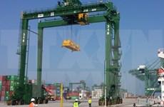 Doosan Vina exporta gigantescas grúas a India