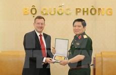 Vietnam y Francia registran buen desarrollo de cooperación en defensa