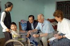 Implementan programa estadounidense de asistencia humanitaria en provincia vietnamita