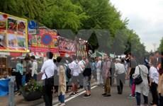 Celebran Festival de Vietnam en Kanagawa