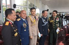 ASEAN creará base de datos integrada para combatir terrorismo