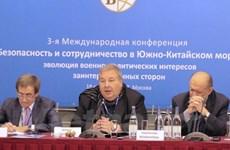 Analizan en Rusia situación en el Mar del Este