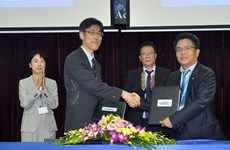 Vietnam y Japón sellan acuerdo de intercambio de datos por satélite