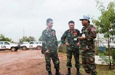 Vietnam listo para operaciones de paz de la ONU en Sudán del Sur