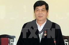 Secretariado del Comité Central del Partido Comunista de Vietnam destituye a dos funcionarios