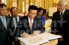Vietnam y Eslovaquia promueven cooperación