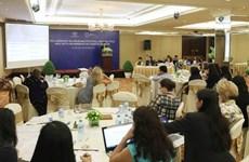 Funcionarios del APEC debaten sobre participación de mujeres en negocios inclusivos