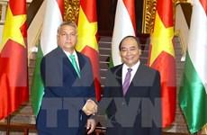 Vietnam y Hungría trazan esquema de cooperación en futuro