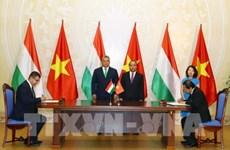 Impulsan cooperación Vietnam-Hungría en informática y comunicación